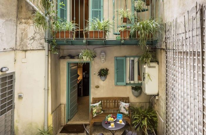 Apartment in Tre Cannelle, Roman Forum Colosseum, Piazza Venezia - 13