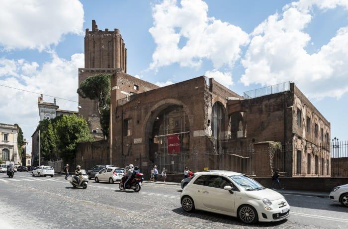 Apartment in Tre Cannelle, Roman Forum Colosseum, Piazza Venezia - 0