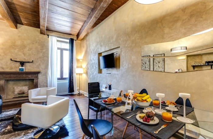 Apartment in Frattina, Spanish Steps - 4