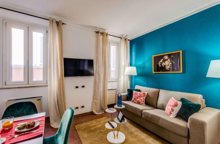 Apartment in Greci 3 - Caravaggio, Spanish Steps - 1