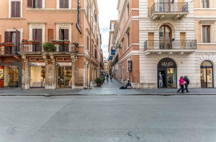 Apartment in Greci 3 - Caravaggio, Spanish Steps - 0