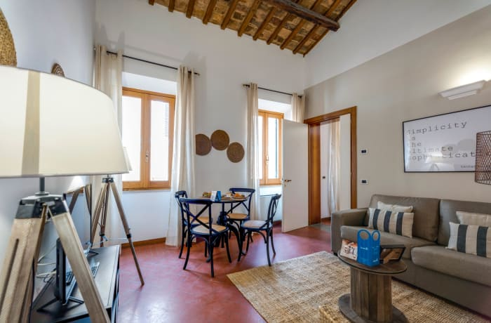 Apartment in Greci 6 - Da Vinci, Spanish Steps - 2