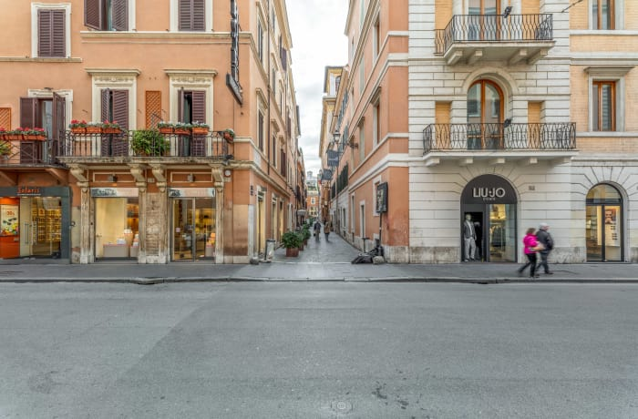 Apartment in Greci 5 - Donatello, Spanish Steps - 0