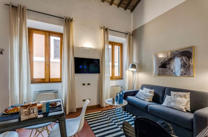 Apartment in Greci 5 - Donatello, Spanish Steps - 1