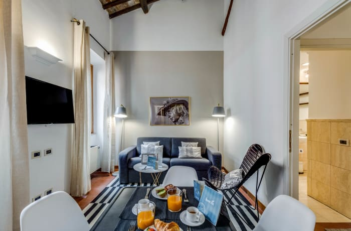 Apartment in Greci 5 - Donatello, Spanish Steps - 9