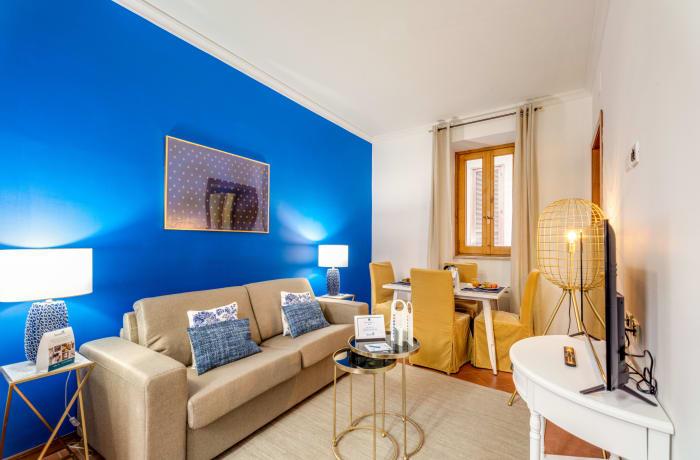 Apartment in Greci 2 - Giotto, Spanish Steps - 1