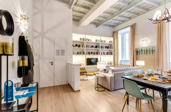 Apartment in Vite, Spanish Steps - 2