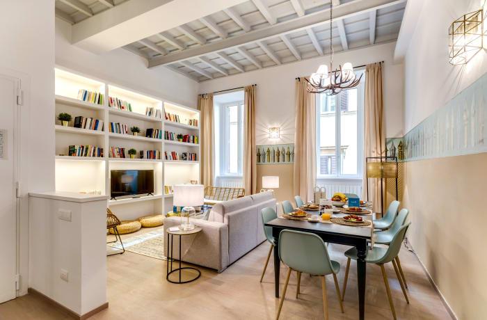 Apartment in Vite, Spanish Steps - 5