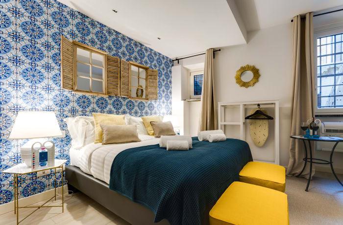 Apartment in Casa Lucio II, Trastevere - 1