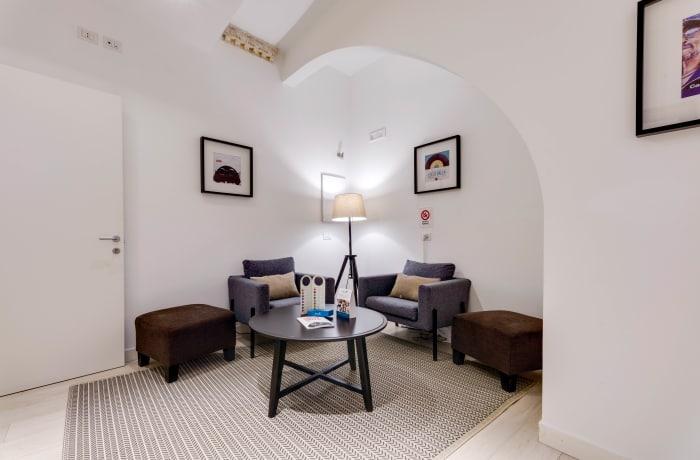 Apartment in Casa Lucio II, Trastevere - 11