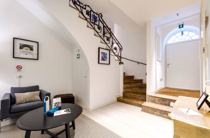 Apartment in Casa Lucio III, Trastevere - 11