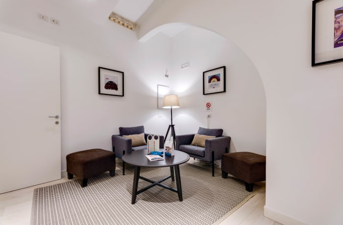 Apartment in Casa Lucio III, Trastevere - 12