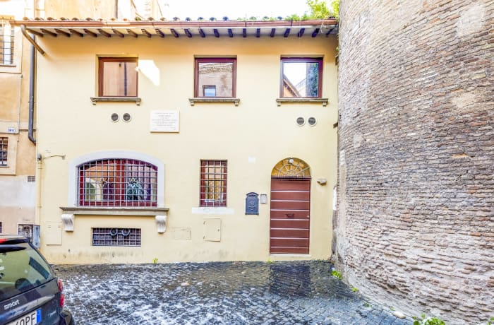 Apartment in Casa Lucio III, Trastevere - 19
