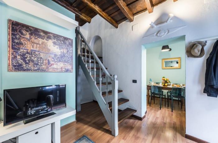 Apartment in Cipresso, Trastevere - 5