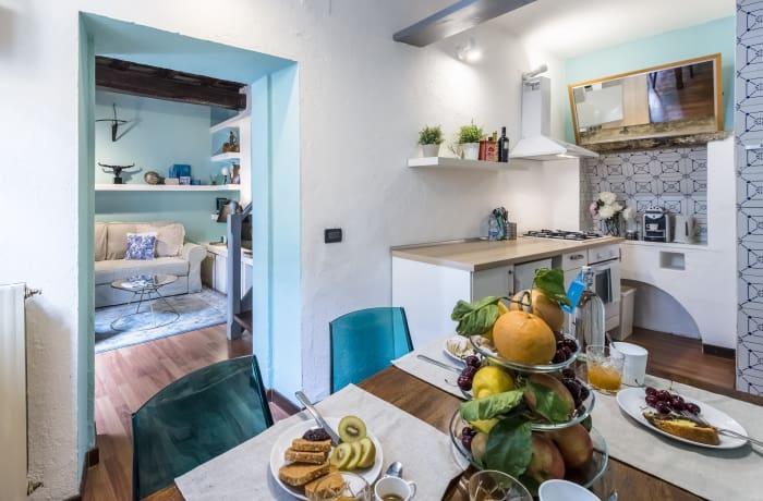Apartment in Cipresso, Trastevere - 6
