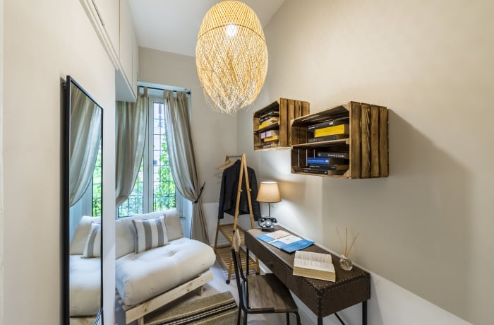 Apartment in Fienaroli, Trastevere - 9
