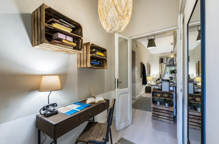 Apartment in Fienaroli, Trastevere - 11