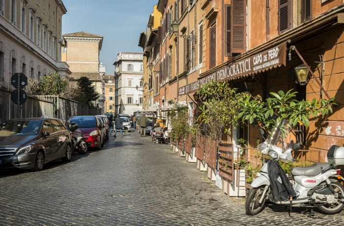 Apartment in Fienaroli, Trastevere - 21