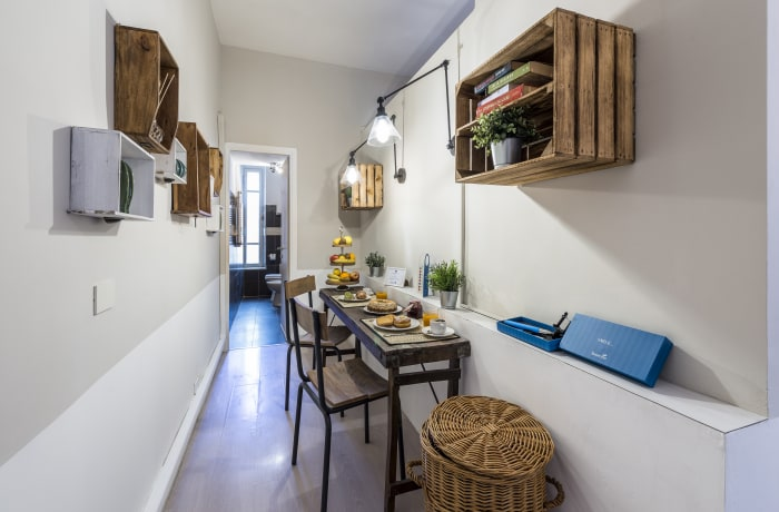 Apartment in Fienaroli, Trastevere - 10