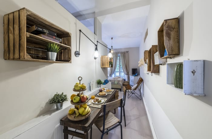 Apartment in Fienaroli, Trastevere - 5