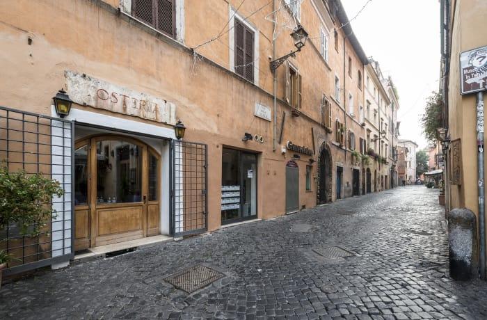 Apartment in Mattonato, Trastevere - 0
