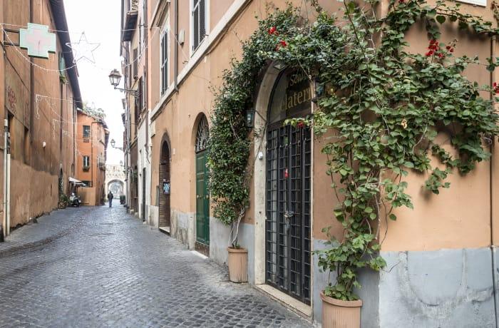 Apartment in Mattonato, Trastevere - 18