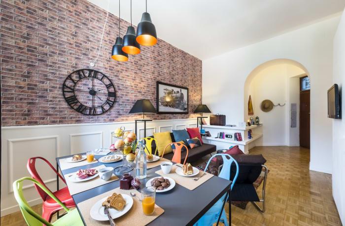 Apartment in Rolli, Trastevere - 2