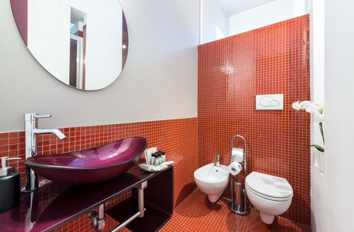Apartment in Rolli, Trastevere - 12