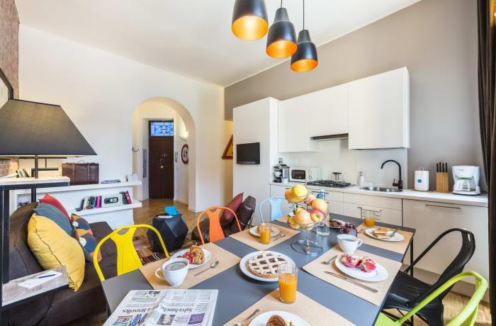 Apartment in Rolli, Trastevere - 3
