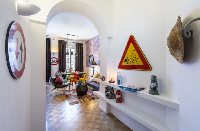 Apartment in Rolli, Trastevere - 4