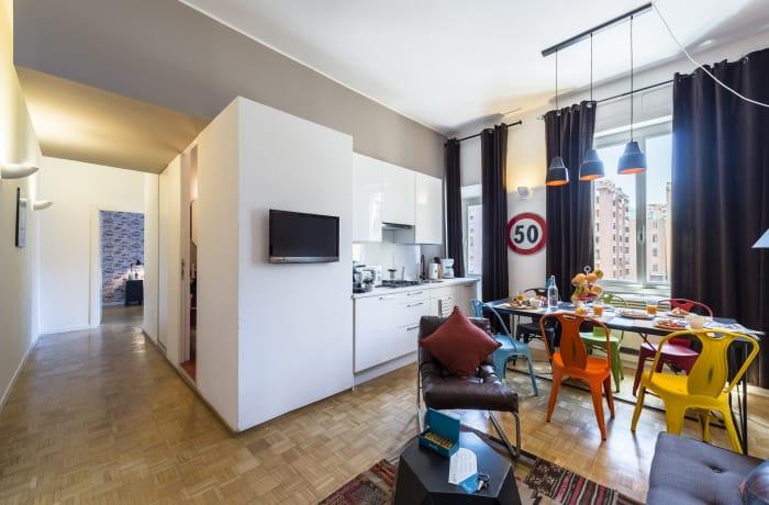 Apartment in Rolli, Trastevere - 6