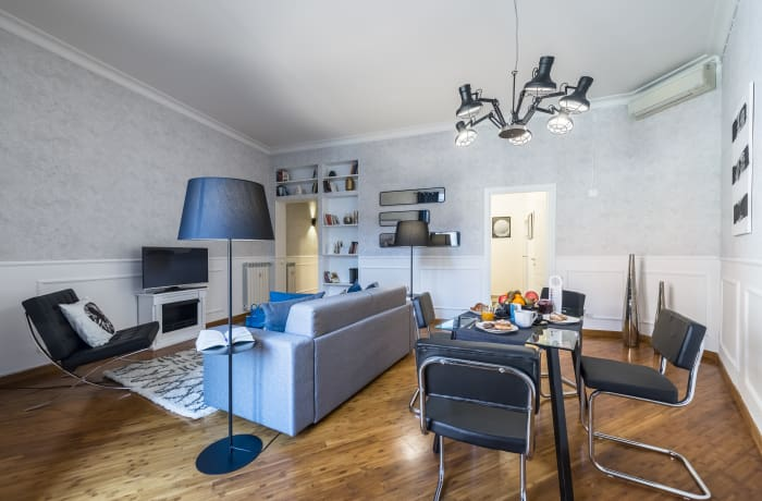 Apartment in San Cosimato, Trastevere - 2