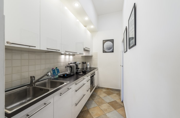Apartment in San Cosimato, Trastevere - 10
