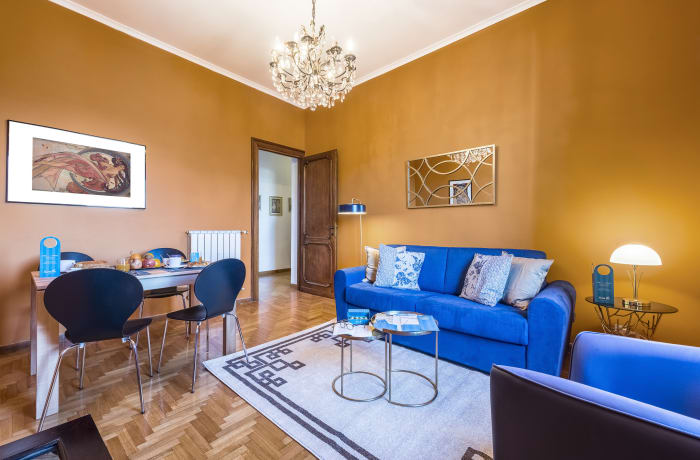 Apartment in Nazionale B, Via Nazionale, Monti - 2