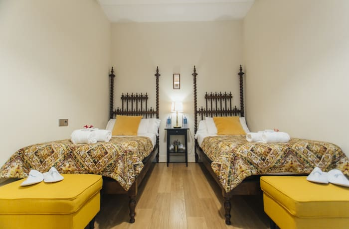 Apartment in Conde de Torrejon, Alameda de Hercules - 23