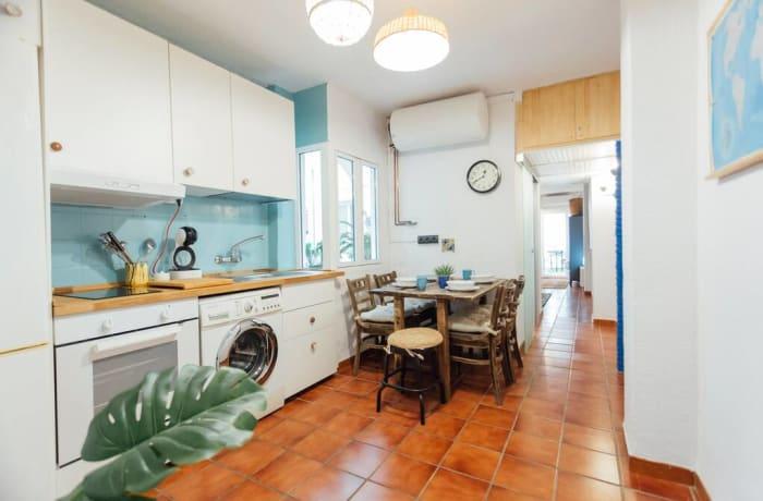 Apartment in San Basilio II, Alameda de Hercules - 3