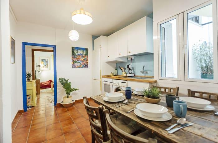Apartment in San Basilio II, Alameda de Hercules - 2