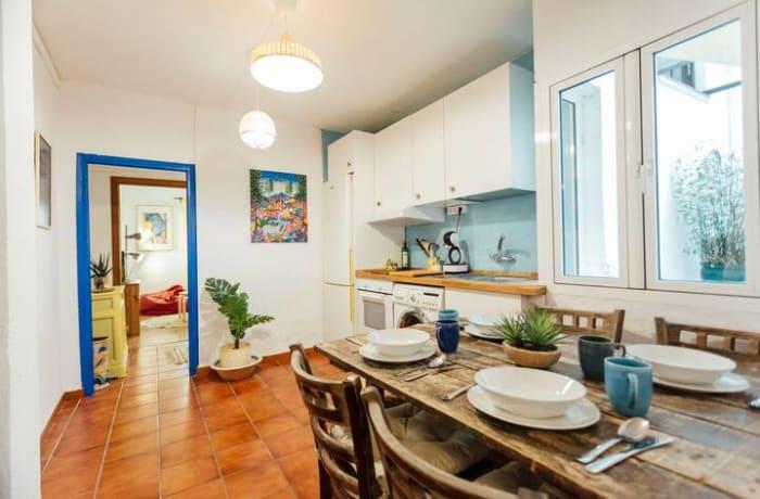 Apartment in San Basilio II, Alameda de Hercules - 1