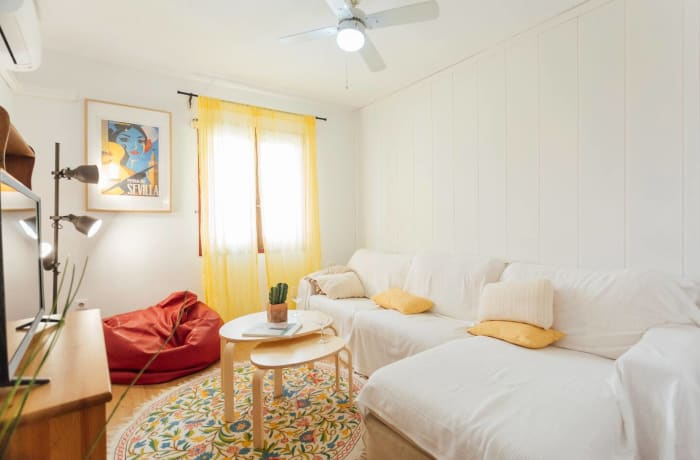 Apartment in San Basilio II, Alameda de Hercules - 8