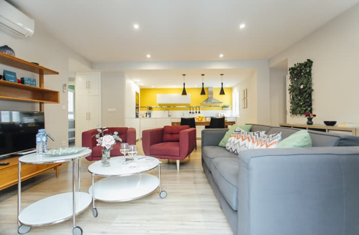 Apartment in San Basilio, Alameda de Hercules - 4