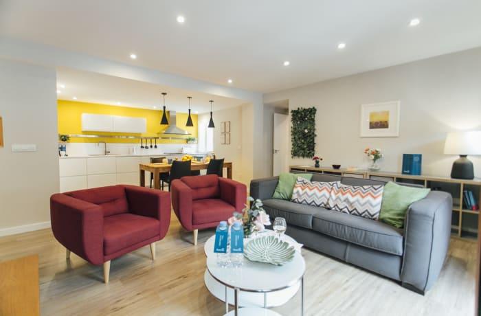 Apartment in San Basilio, Alameda de Hercules - 1
