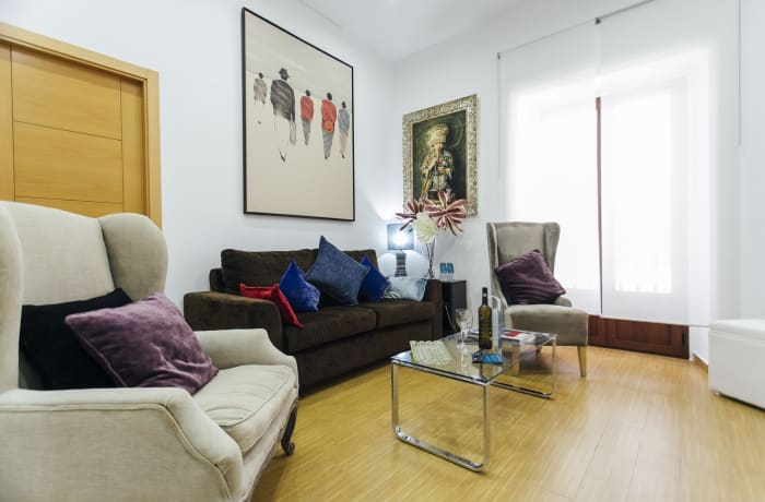 Apartment in Don Pelayo, City center - 1