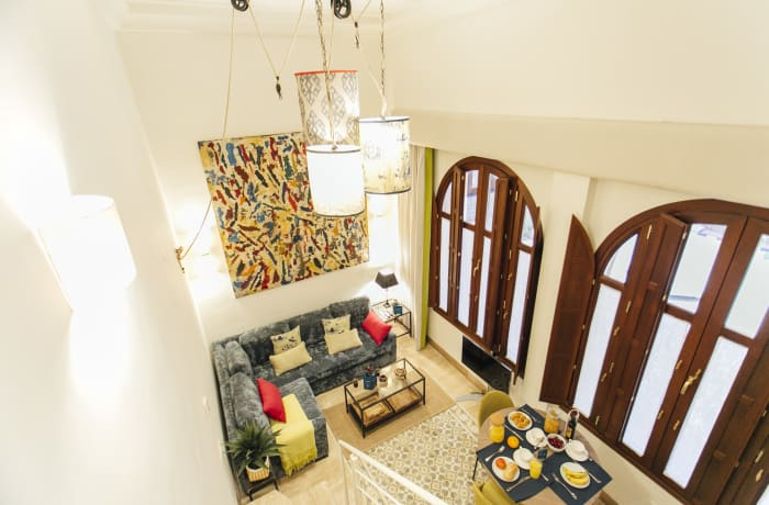 Apartment in Pajaritos, City center - 3