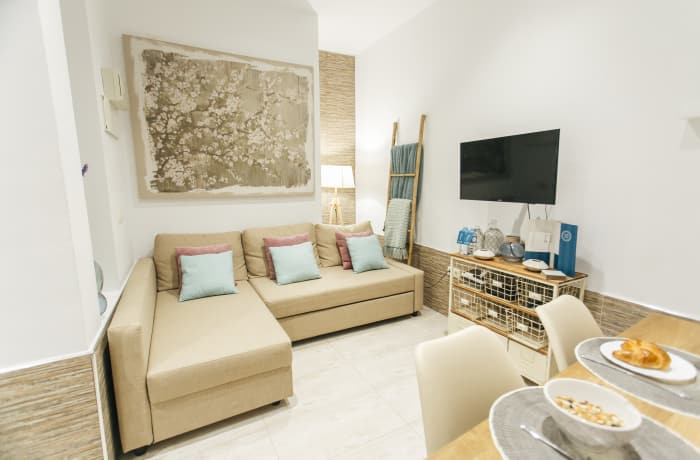 Apartment in Carlos Canal, City center - 1