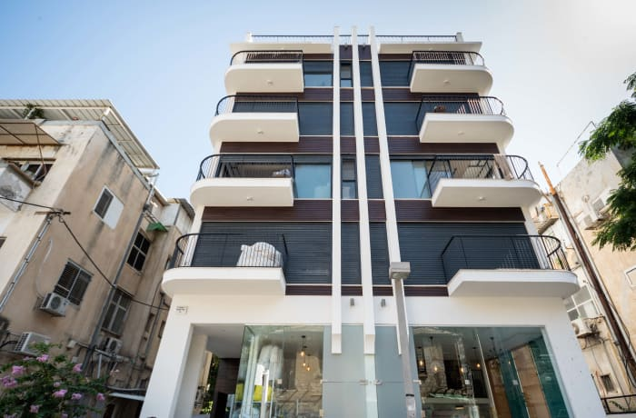 Apartment in Garden Duplex - Merkaz Baalei Melaha, South Beach Area - 28