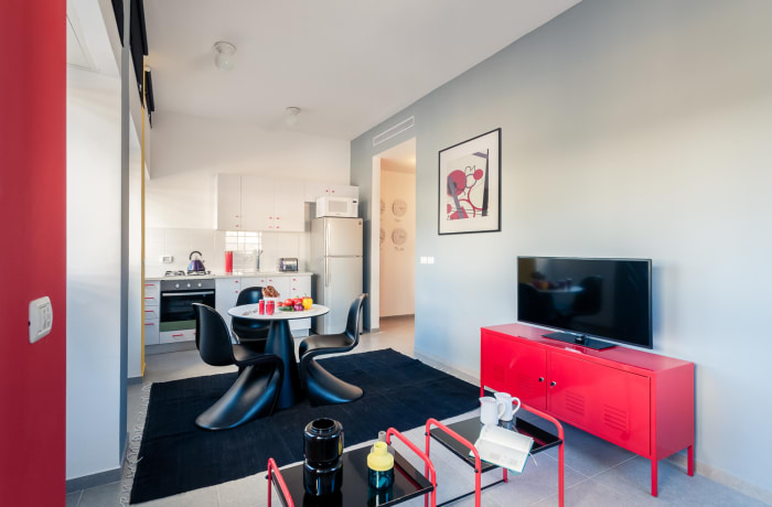 Apartment in Allenby I - Bauhaus inspiration , Central Beach Area - 4