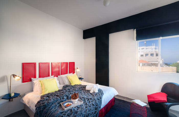 Apartment in Allenby I - Bauhaus inspiration , Central Beach Area - 11
