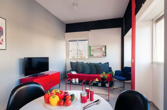 Apartment in Allenby I - Bauhaus inspiration , Central Beach Area - 2