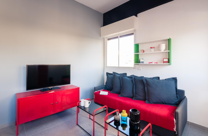 Apartment in Allenby I - Bauhaus inspiration , Central Beach Area - 3