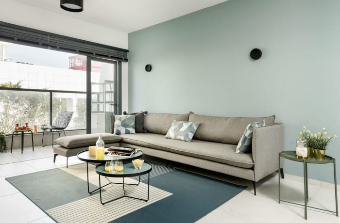 Apartment in Allenby Panorama, Central Beach Area - 1